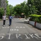 We are being treated as leftovers: FTII students