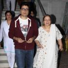 PIX: Bollywood stars attend Amit Mehra's prayer meet