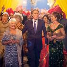 Review: The Second Best Exotic Marigold Hotel is too preachy