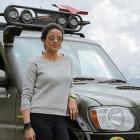 Photos: Gul Panag drives to Ladakh