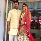 PIX: Abhishek Kapoor, Pragya Yadav tie the knot
