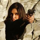 PIX: Lisa Ray shoots for her comeback film