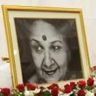 PIX: TV stars attend Sudha Shivpuri's prayer meet