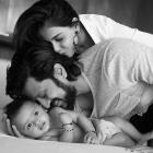 PIX: Meet Riteish and Genelia's little son