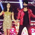 PIX: Shahid, Alia's SHANDAAR turn on TV