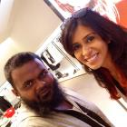 Spotted: Bigg Boss couple Kishwer-Suyyash in Mumbai