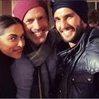 PIX: Ranveer Singh visits Deepika Padukone on the sets of xXx 3
