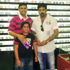 Spotted: Malayalam actor Biju Menon in a Dubai mall