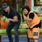 PIX: Salman Khan on Comedy Nights Live