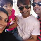 Spotted: Rajpal Yadav at Mumbai aiport