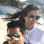 PIX: Asin, Bipasha, Sanjay Dutt go on vacation!