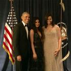 PIX: Priyanka Chopra dines with the Obamas!