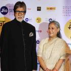 PIX: Amitabh, Jaya attend MAMI's opening night