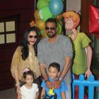 PIX: Sanjay Dutt's kids turn 6!