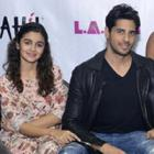 Spotted: Alia Bhatt, Sidharth in Chicago