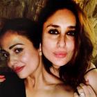 PIX: Kareena, Amrita, Alia party with Karan Johar