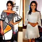 PIX: Richa Chadha, Swara Bhaskar watch a Punjabi film