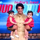 PIX: Karanvir Bohra's adorable twin daughters debut on TV