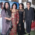 PIX: Huma Qureshi watches Partition: 1947 with Shabana Azmi