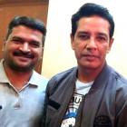 Spotted: Anup Soni