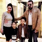 PIX: Sanjay Dutt's Dubai holiday with family