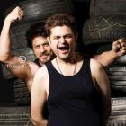 PIX: Shah Rukh's fun shoot with Dabboo Ratnani