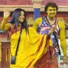PIX: Mona-Vikrant's haldi ceremony on Bigg Boss