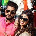 PIX: Kishwer-Suyyash's Baar Baar Dekho act