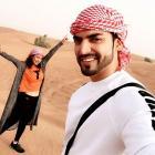 PIX: Gurmeet-Debina's FUN Dubai Diaries
