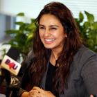 PIX: Huma Qureshi at the UN