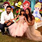 PIX: At Aaradhya's birthday bash