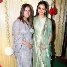 PIX: Alia, Sonam, Kriti party with Ekta