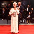 'Judi Dench is obsessed with India'