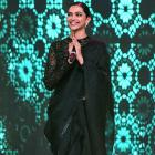 PIX: Deepika, Ranbir, Ranveer perform at Umang