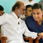 Our paths may be different but goal is same: Rajini on Haasan