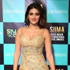 PIX: Nidhhi, Kreethy, Vijay at SIIMA awards