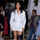 PIX: What is an injured Priyanka celebrating?