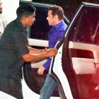 PIX: Salman, Iulia, Daisy party together