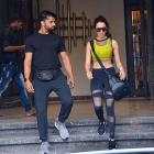 PIX: Shraddha Kapoor heads to the gym