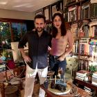 PIX: Kareena-Saif celebrate their anniversary