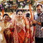 PIX: INSIDE Kamya Panjabi's Grand Wedding