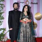 PIX: INSIDE Kamya Panjabi's wedding reception