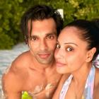PIX: Bipasha's WOW holiday in the Maldives