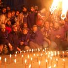 Protests mark Human Rights Day in Kashmir