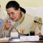 Sonia re-elected as chairperson of Congress Parliamentary Party