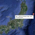 7.3 quake rocks Japan; 1 metre high tsunami hits Miyagi