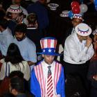 In PHOTOS: Celebrating US elections in Mumbai