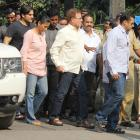PHOTOS: Salman Khan, Kapoors visit ailing Thackeray