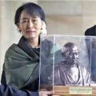 I feel partly a citizen of India: Suu Kyi