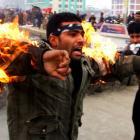 Muharram protest: Man sets himself on fire in Srinagar